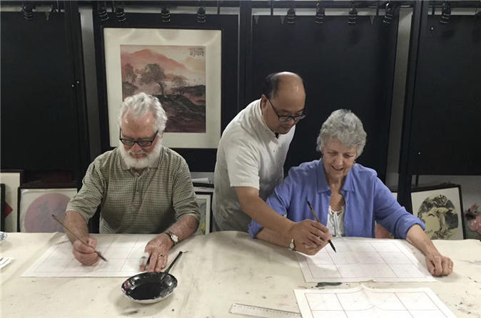 Private Tour:Cultural Experience-Home Visit with Paper Cutting and Calligraphy