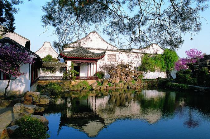 Private Tour :The Depth of Suzhou One Day Tour