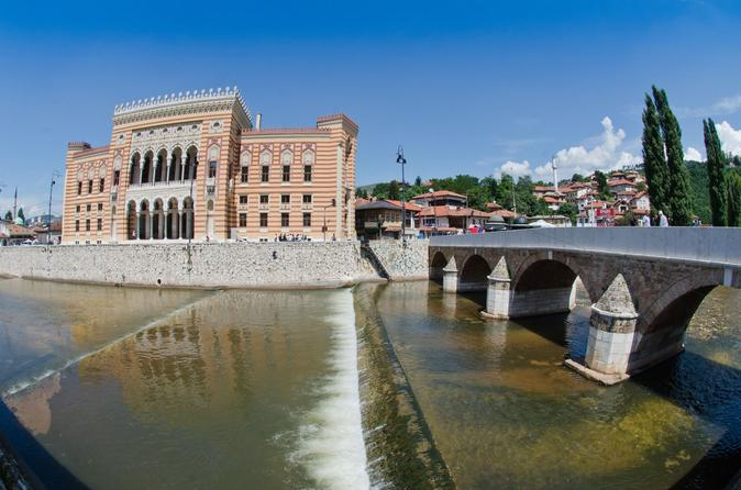 Sarajevo small group walking tour with traditional food tastings in sarajevo 342440