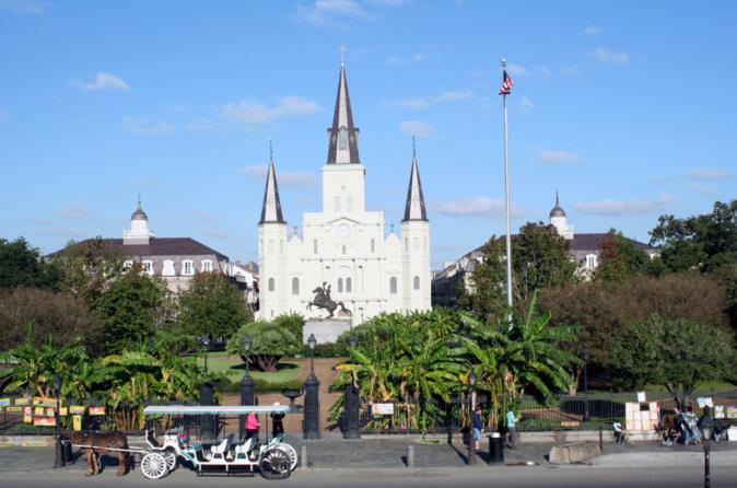 New orleans city bus tour in new orleans 125451