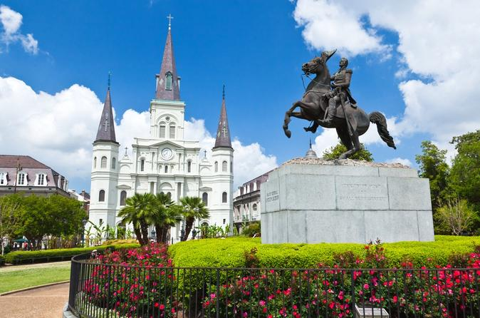 New orleans super saver city tour and steamboat natchez harbor cruise in new orleans 125453