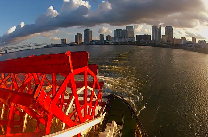 Steamboat natchez jazz dinner cruise in new orleans 146311