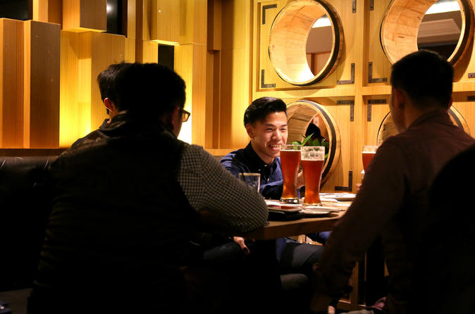 Private Shanghai Brewery Tour with Rice Wine Tasting, Local Snacks