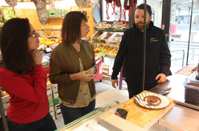 Chartons District Gourmet Tour With Local Produce Tastings - Bordeaux