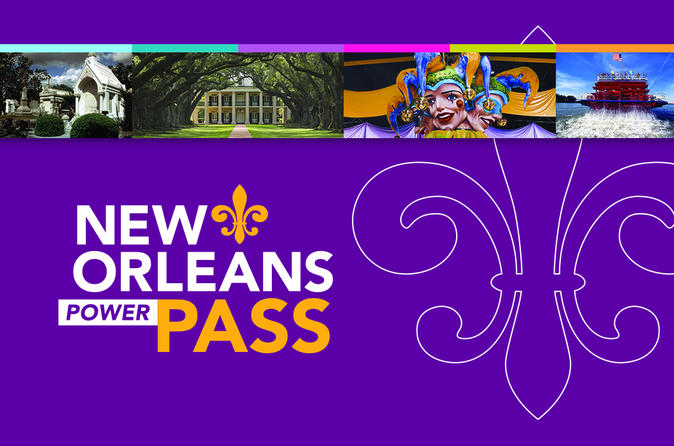New Orleans Power Pass e Trade