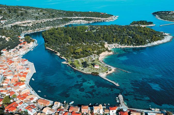 Paxos and antipaxos cruise from corfu in corfu 341754
