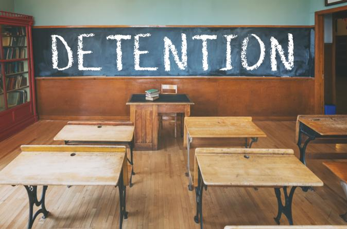 The Detention Escape Room
