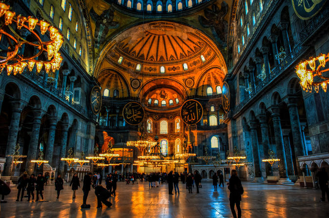 15-Days Glories of Turkey Tour From Istanbul