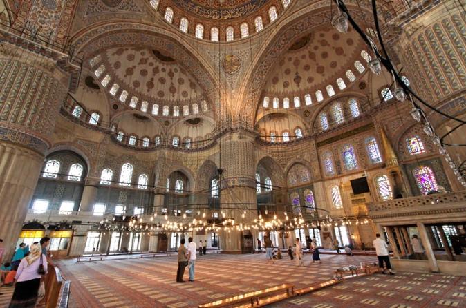 4-Day Wonderful Istanbul Including Accommodation Plus Transfer