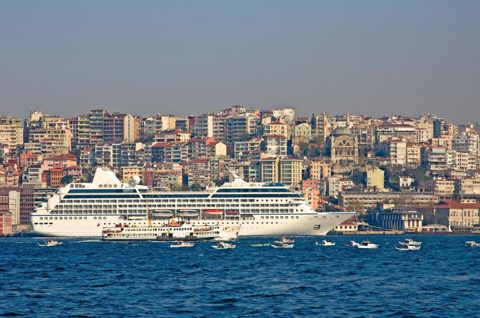 Istanbul Port Arrival Transfer: Cruise Port to Central Istanbul