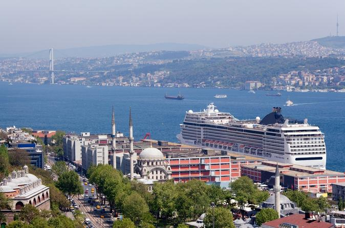 Istanbul Private Arrival Port Transfer