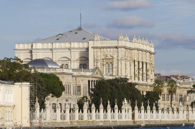 Istanbul small group tour including dolmabahce palace and luxury in istanbul 152593