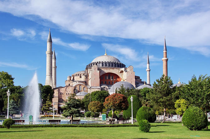 Istanbul Super Saver: Small-Group City Sightseeing Tour plus Turkish Dinner and Show