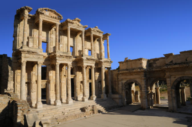 Izmir Shore Excursion: Day Trip to Ephesus and House of Virgin Mary   Turkey, Europe