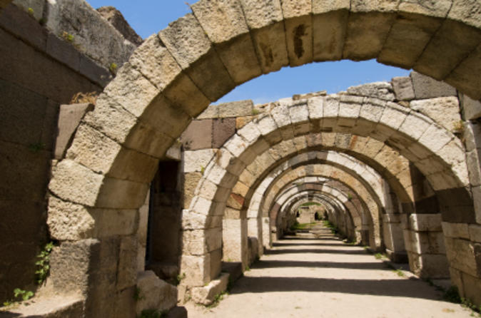 Izmir Shore Excursion: Izmir Half-Day Sightseeing Tour