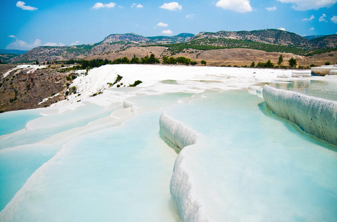 Izmir Pamukkale and Hierapolis Turkey, Europe