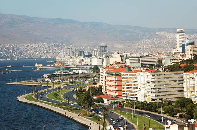 Private Izmir City Sightseeing Tour
