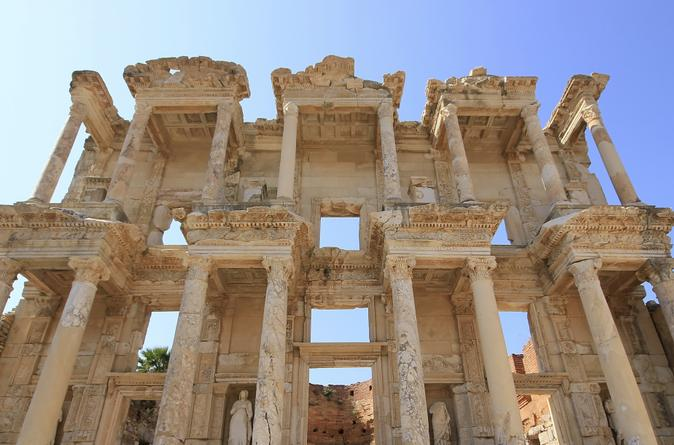 Izmir Private Tour: Ephesus and St. Mary's House Turkey, Europe