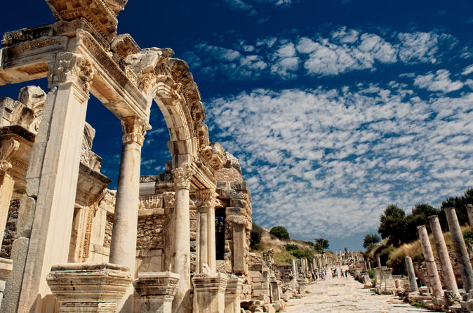 Private tour ephesus day trip in kusadasi 140617