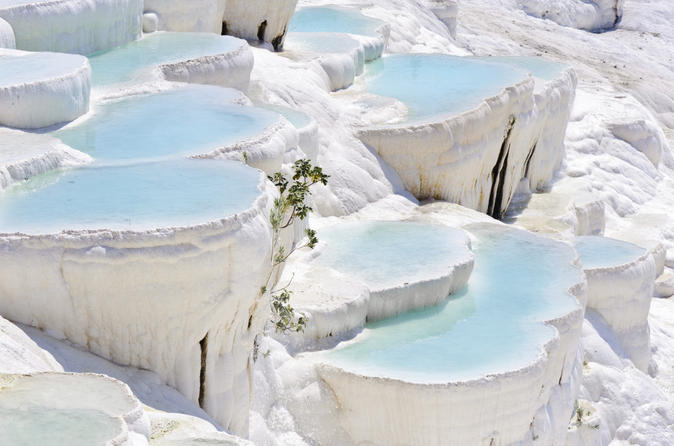 Izmir Private Tour: Pamukkale and Hierapolis Turkey, Europe