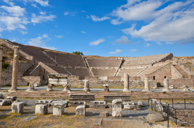Izmir Private Tour: Pergamum and Asklepion Turkey, Europe
