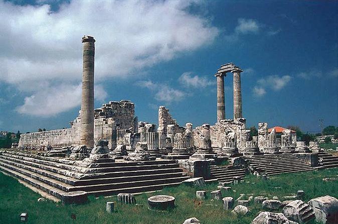 Private Tour to Priene, Miletus and Didyma