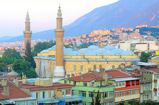 Small-Group Tour: Bursa Day Trip from Istanbul