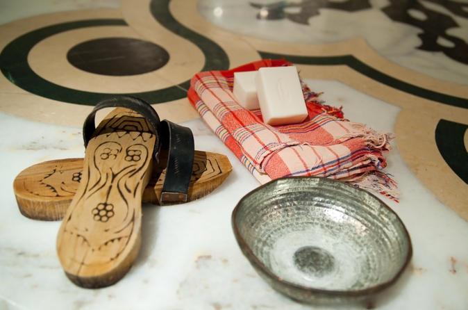 Turkish Bath Experience in Istanbul