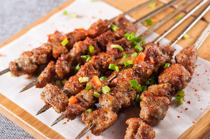Half Day Private Beijing Muslim Street Tour Including Xinjiang Uighur Style Meal