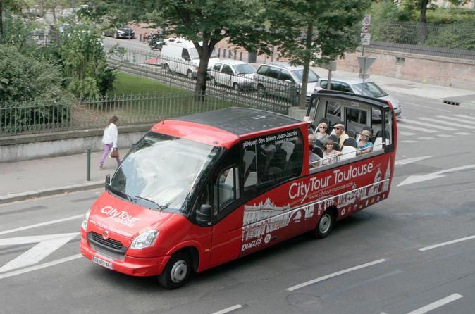 Toulouse Sightseeing Bus Tour