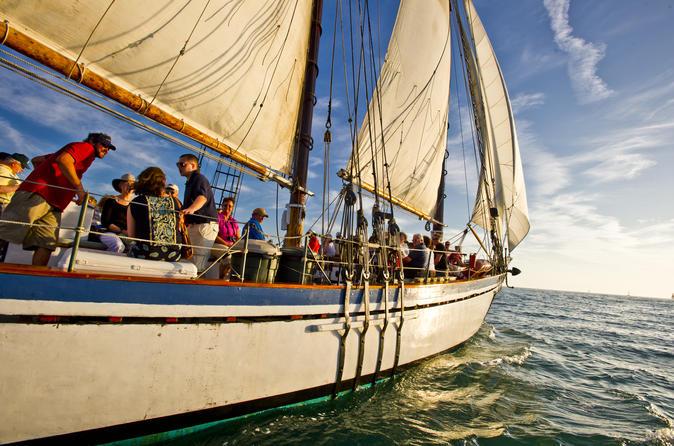 Schooner Appledore Key West Cruise