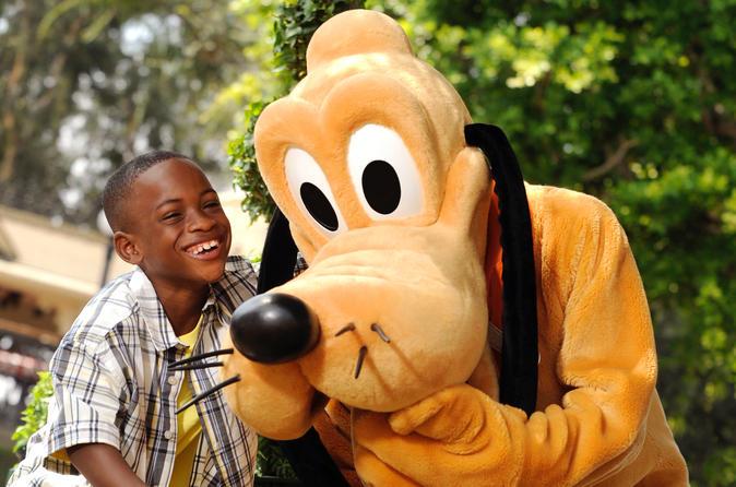 Disney's 2-Day Magic Your Way Ticket