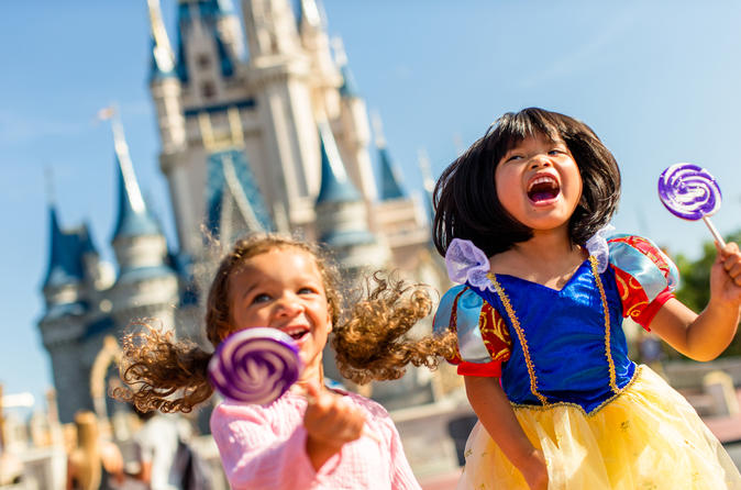 Disney's 3-Day Magic Your Way Ticket