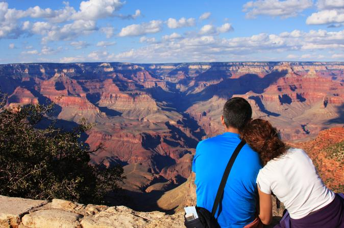 Distance between williams and grand canyon