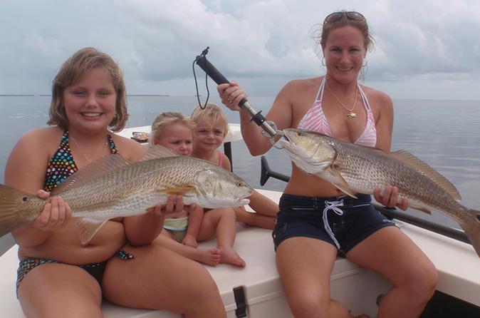 Destin Inshore Fishing Charter