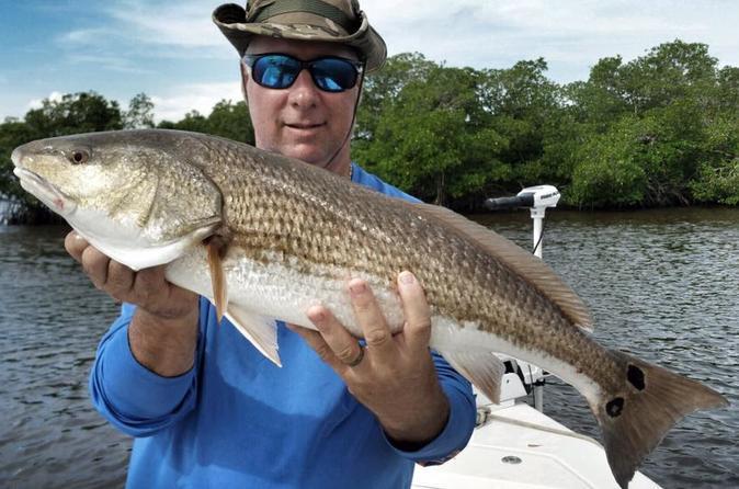 Sarasota Inshore Fishing Charter