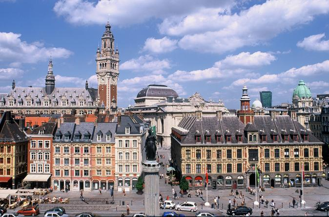Lille city pass in lille 150748
