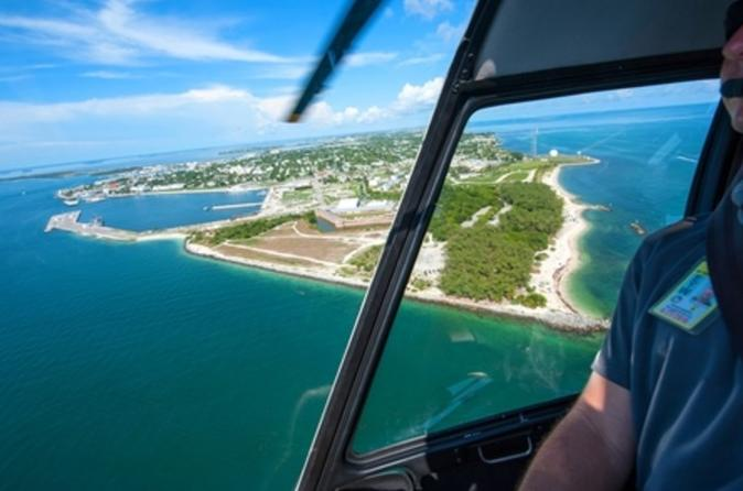 Key West Air, Helicopter & Balloon Tours