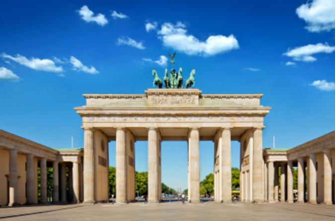 Tour a piedi di mezza giornata alla scoperta di Berlino
