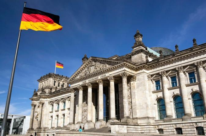 Tour di mezza giornata sui luoghi del famigerato Terzo Reich di Berlino