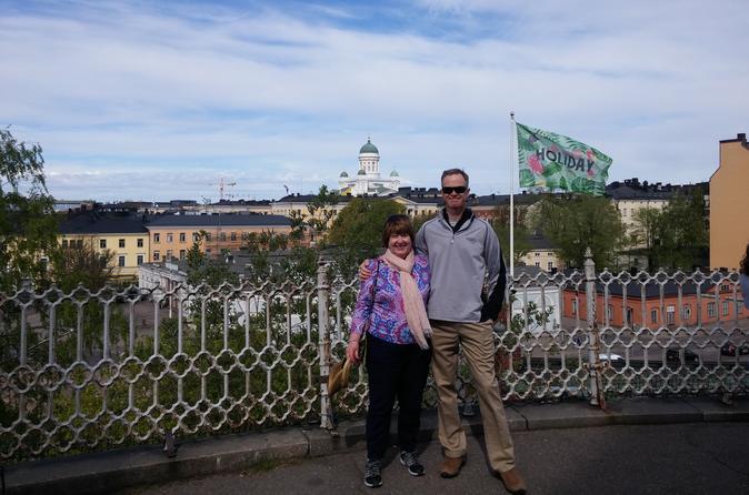 Happy helsinki walking tour in helsinki 560726