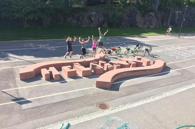 Small group helsinki sightseeing tour by bicycle in helsinki 435260