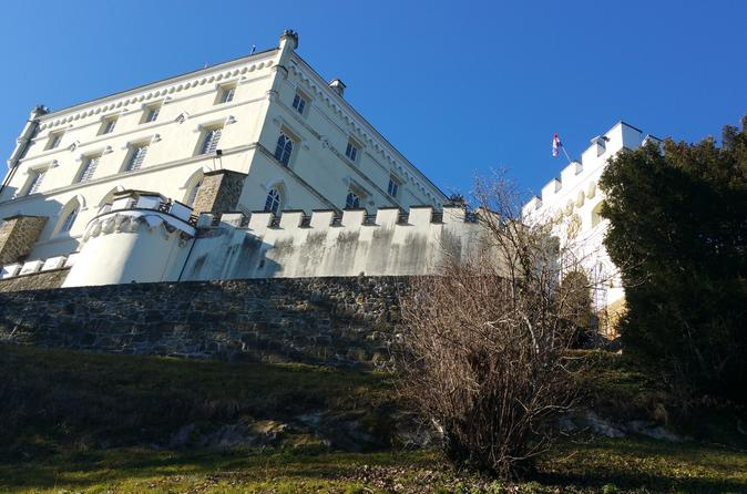 Zagorje and Croatian Castles Full Day Historic Tour from Zagreb Croatia, Europe