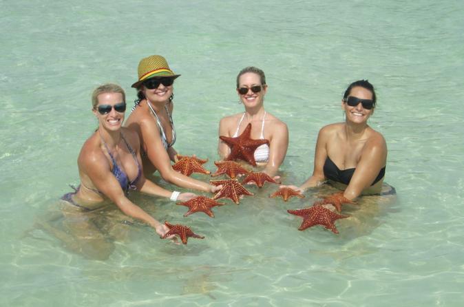 Starfish Beach and Stingray City Jet Ski Tour in Grand Cayman