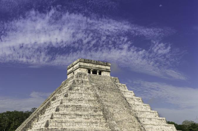 Chichen Itza Cenote Maya - Cancun