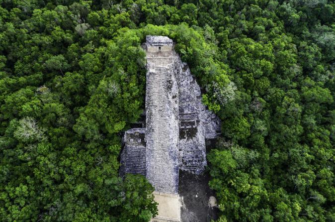 Coba Mayan Encounter - Cancun