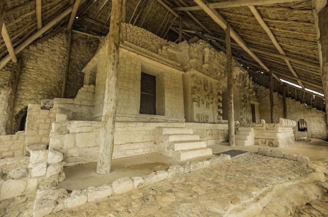 Ek Balam Cenote Maya - Cancun