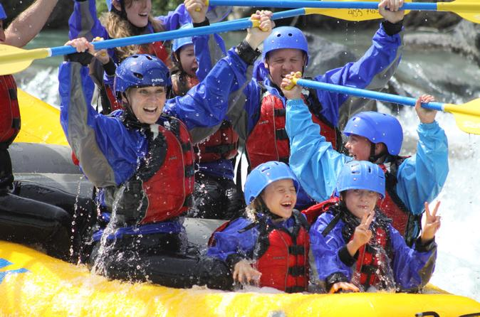 Kananaskis river rafting adventure in banff 354441