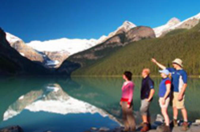 Lake louise and moraine lake tour in banff 34134