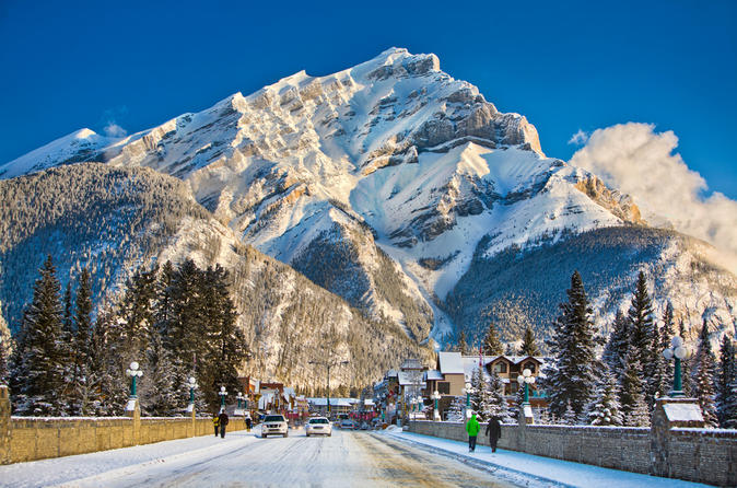 Winter Tour: Banff and its Wildlife